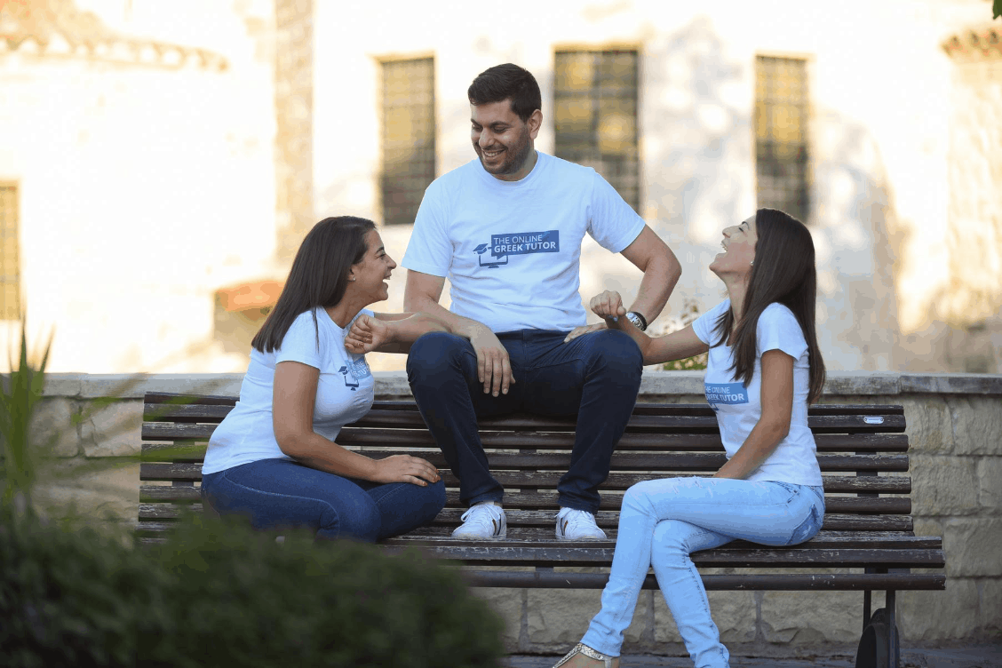 about the online greek tutor