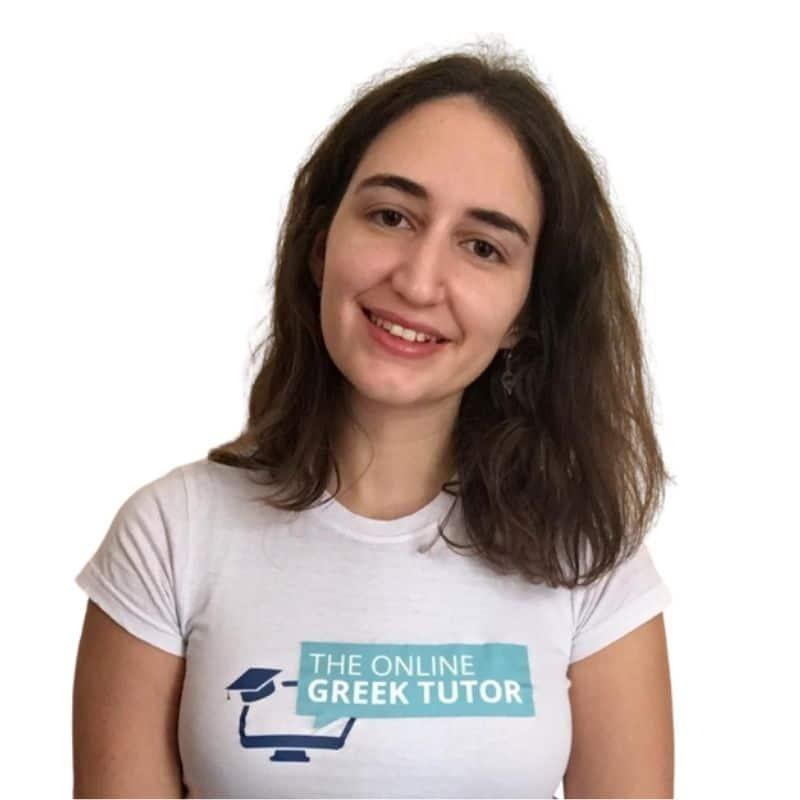 Dafni - the online greek tutor